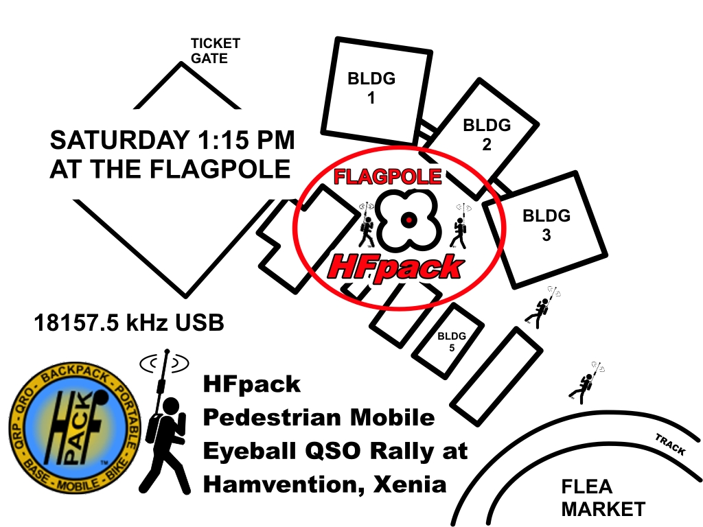 ZOOM: HFpack Hamvention Xenia Map