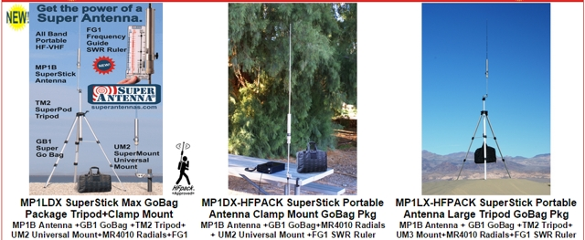 HFpack Super Antenna Field Day Special Discounts for HFpack Members