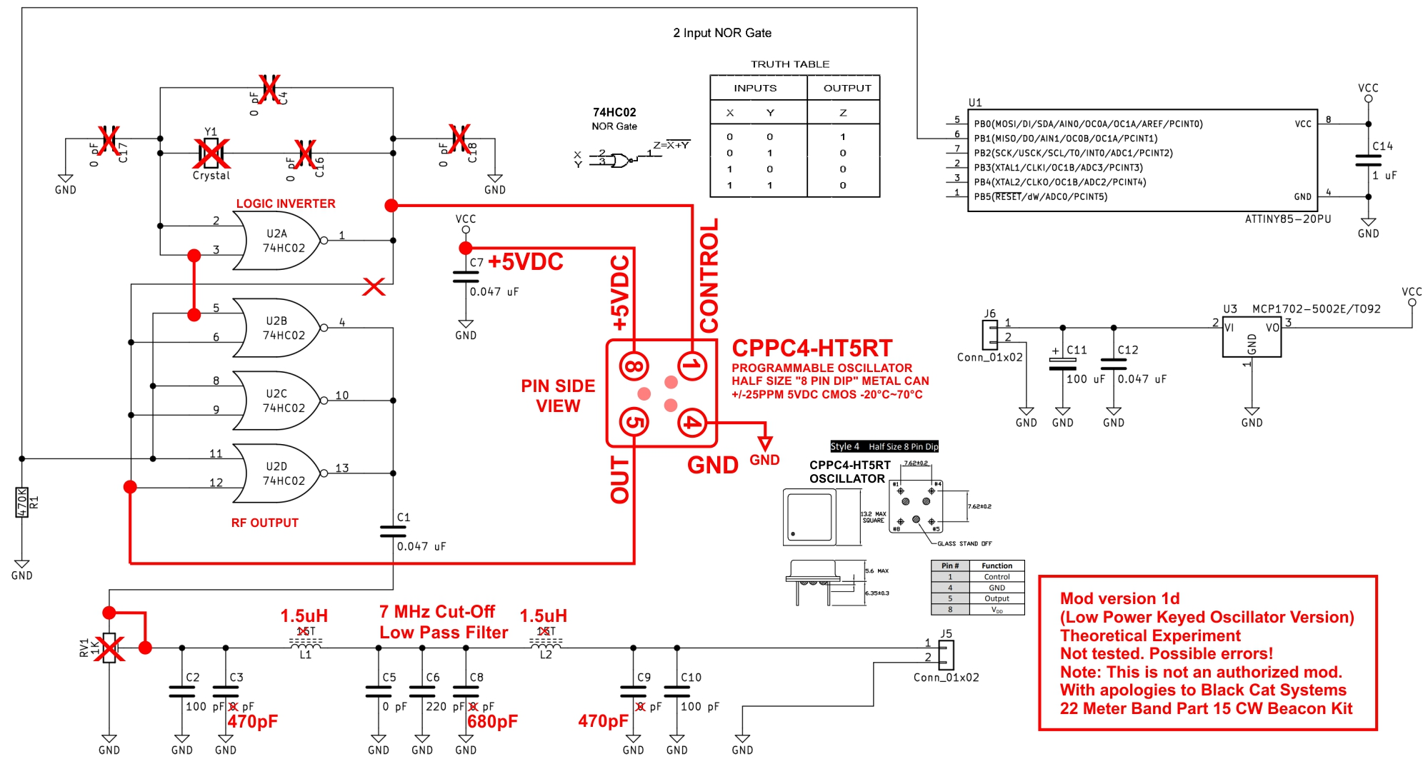 Show Posts Exo Very Simple Oscillator 7700 Hz Electronics And Computer System Below Large Size Schematic Of Theoretical Mod Version 1d