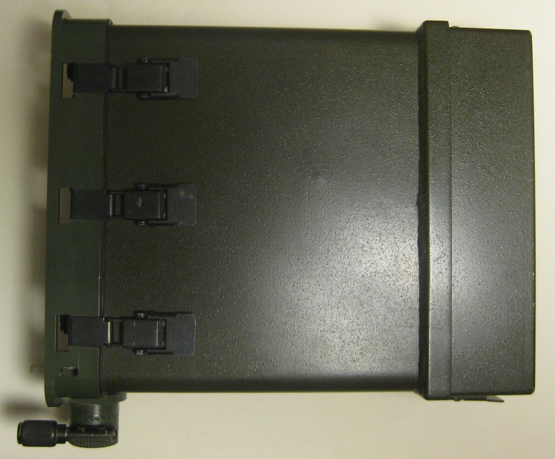 KACHINA_MP_25_HF_SSB_MANPACK Top View